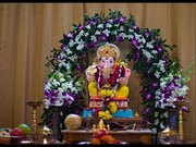 Get flowers online for Ganpati Decoration at wholesale prices