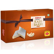 Haldiram: Buy Haldiram Kaju Barfi & Kaju Katli 1 kg at best prices
