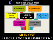 "Learn Legal English and Boost Your Legal Career - ""Legalese Diploma"""