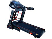 33% discount on Multifunction Motorized Treadmill with Auto Lubricatio