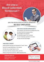Business opportunity at Thyrocare Technologies Ltd