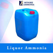 Liquid ammonia in India by Mysore Ammonia