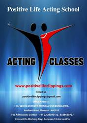 Best Acting School in Mumbai|Positive Life Acting School