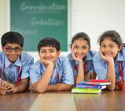 English medium school in pune