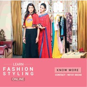Looking for Fashion Styling Degree Course? Join Hamstech Online Course