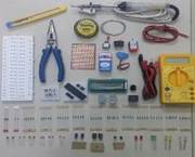 SIMPLIFIC BASIC ELECTRONICS SUPER COMBO KIT