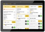 Kitchen screen system for fine dine Restaurants,  cafes & Fast Food