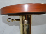 Passenger ship Brass Bar Stool
