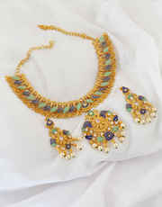 Buy Online Temple Jewellery In India | Anuradha Art Jewellery
