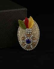 Buy Latest Saree Pin & Brooch Online at Anuradha Art Jewellery