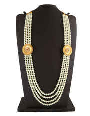 Buy Online Groom Necklace with best price at Anuradha Art Jewellery
