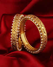 Buy Online Silk Thread Bangles Set For Women | Anuradha Art Jewellery