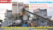Ready Mix Concrete in Nagpur