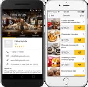 Customer mobile application