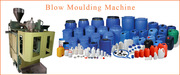 Omkar Engineering India | Product | Blow Moulding Machine
