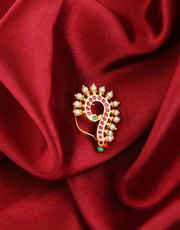 Exclusive Maharashtrian Nath Design & Traditional Nose Nath for Women