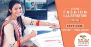 Fashion Illustration Classes with 24/7 Faculty Support