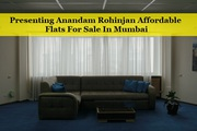 Presenting Anandam Rohinjan Affordable Flats For Sale In Mumbai