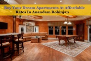 Buy Your Dream Apartments At Affordable Rates In Anandam Rohinjan