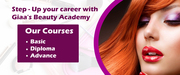 Govt Beauty Parlour Courses in Thane-Giaa's Beauty Academy