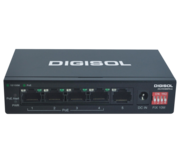 DG-FS1005PH-A (H/W Ver. A1) ,  DIGISOL 5 Port Fast Ethernet Switch