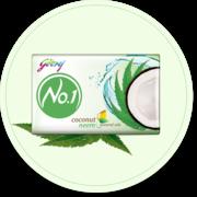 Get Glowing Skin with Coconut Neem Beauty Soaps - Godrej No.1