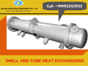 Shell and Tube Heat Exchangers Manufacturers in India