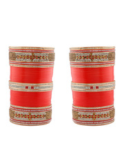 Shop an Exclusive Design of Wedding chura,  Punjabi chura online.