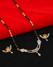 Buy  Mangalsutra Design for Women at Anuradha Art Jewellery