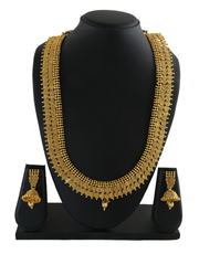 Buy Latest Long Necklace Designs at best price