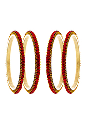 Get Latest Bangles Design at Best Price from Anuradha Art Jewellery