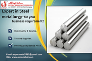 Stainless Steel Round Bar Manufacturer