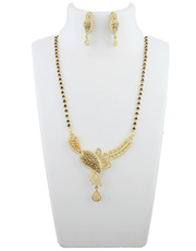 Buy Latest Long Mangalsutra online for women at Anuradha Art Jewellery