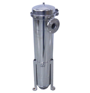 Single Bag Filter Housing Manufacturer and Supplier in Mumbai,  India.
