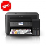 Epson L6170 all-in-one printer ensures spill-free ink refilling