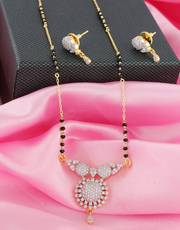 Check out the wide range of Short Mangalsutra Designs at best price