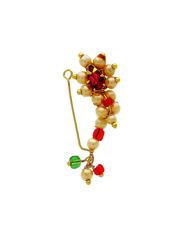 Buy Traditional Marathi Nath at Anuradha Art Jewellery.