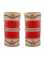 Buy wedding chura and punjabi chura online at best price.