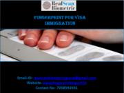 RealScan Biometrics