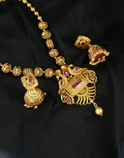 Check out the Traditional South Indian Jewellery and Necklace