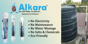 Natural Water softener for Industry