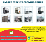 Closed Circuit Cooling towers - Heat Transfer Equipments