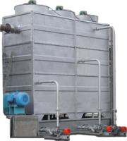Closed Circuit Cooling Tower Manufacturers