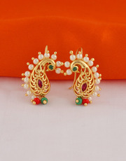 Shop for collection of bugadi earrings at best price