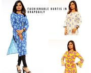 Hurry Up!!! Fashionable Cheap kurtis - Wholesale Only