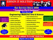 edison it solution research center