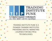 Digital Marketing Courses in Baner Pune