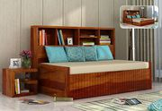 Browse amazing Sofa Bed Designs at Wooden Street