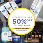 Mega Festive Sale By Derma Essentia