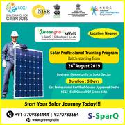 Solar Professional training in Nagpur